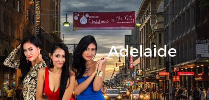 How to meet Thai girls in Adelaide