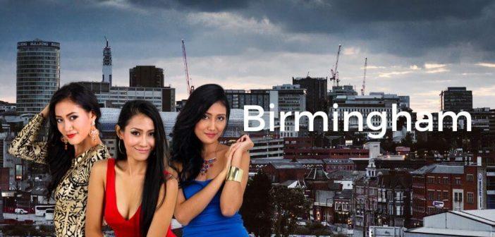 How to meet Thai girls in Birmingham