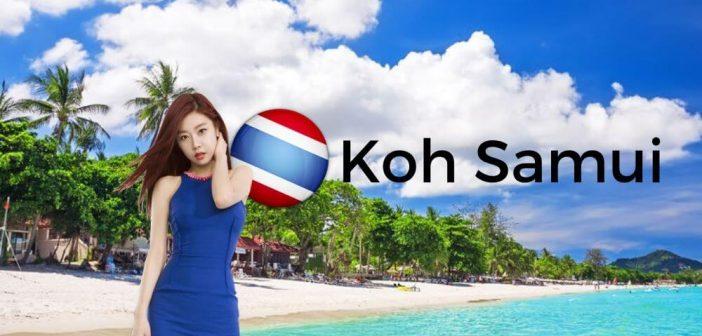 How to meet Thai girls in Koh Samui