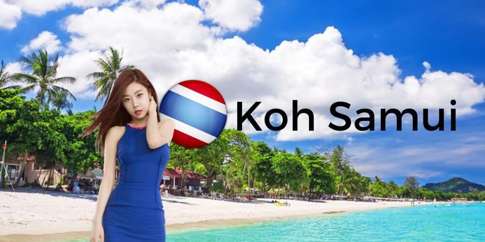 How to meet Thai girls in Koh Samui - ThaiDatesOnline.com