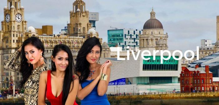 How to meet Thai girls in Liverpool