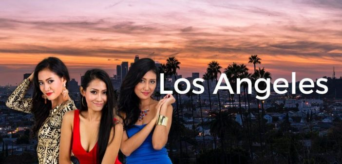 How to meet Thai girls in Los Angeles & California