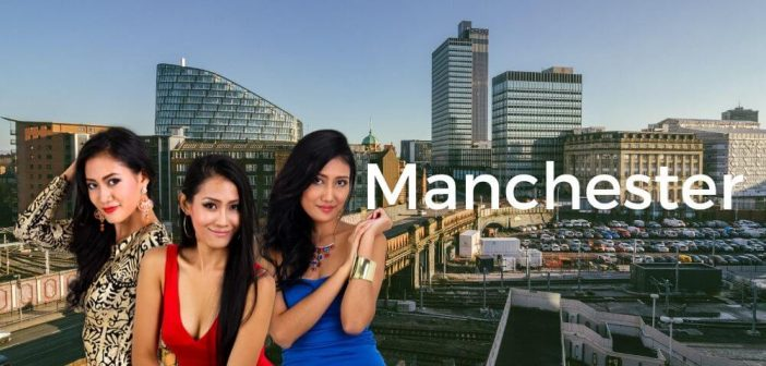 How to meet Thai girls in Manchester