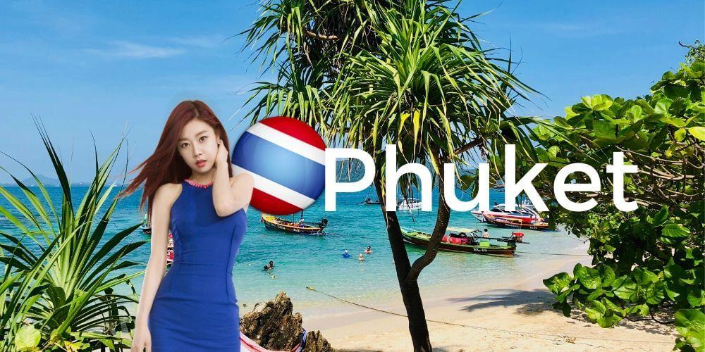Girls phuket thailand Check in