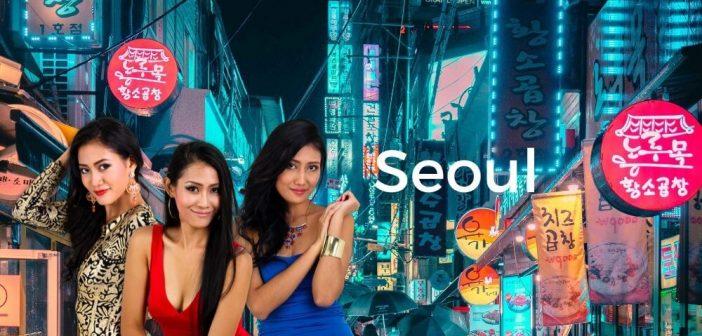 How to meet Thai girls in Seoul