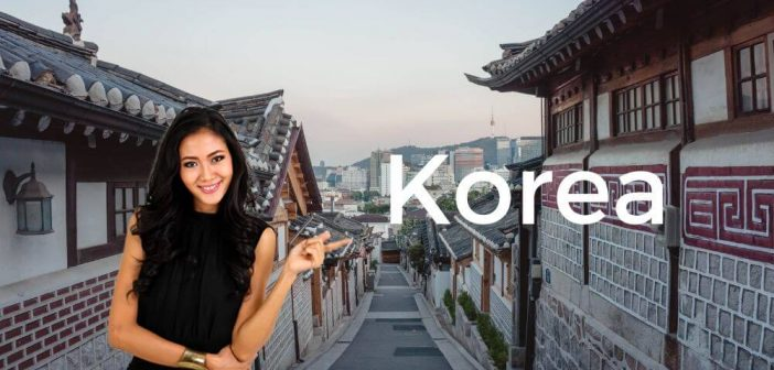 How to meet Thai girls in South-Korea