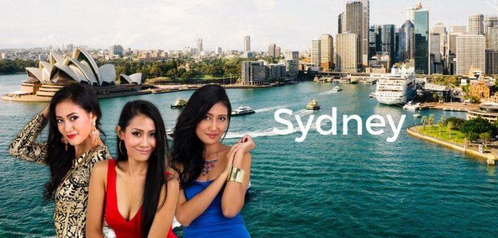 How to meet Thai girls in Sydney
