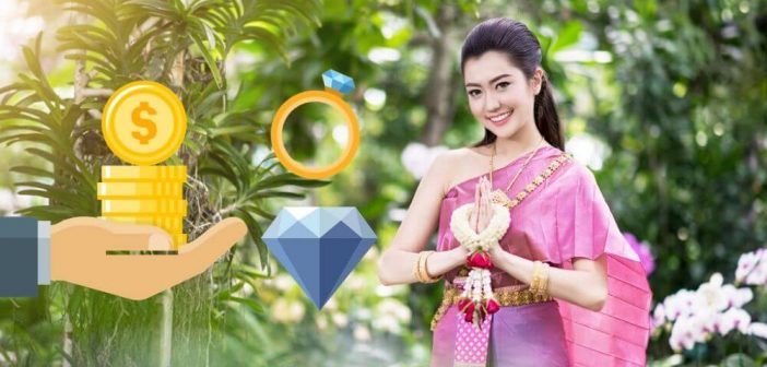 The costs to marry a Thai girl - Prices & Sinsod